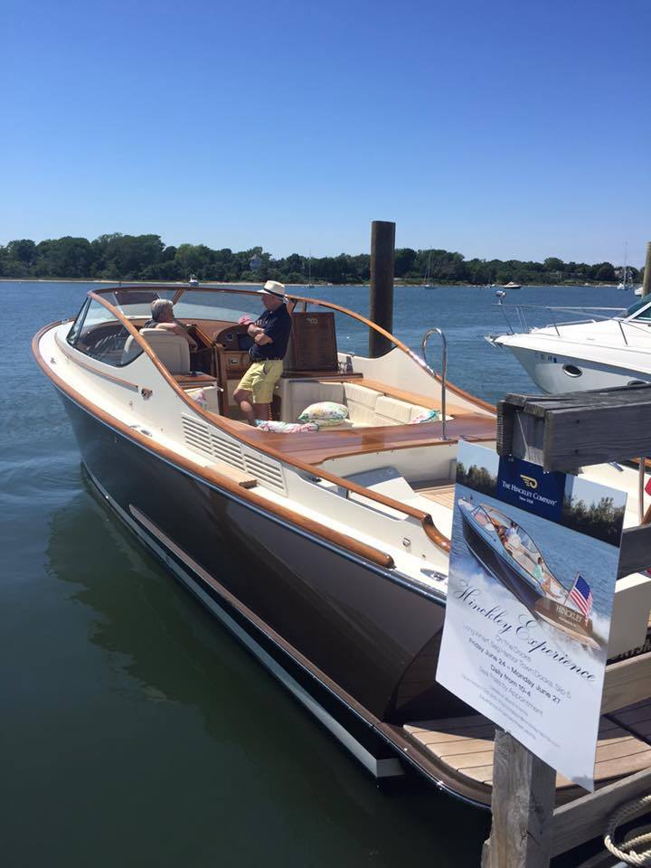Talaria 34R in Sag Harbor